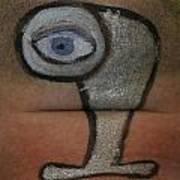 Eye Print by Odon Czintos