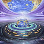 Eye Of God Art Print