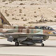 F-16i Sufa Fighting Falcon Art Print