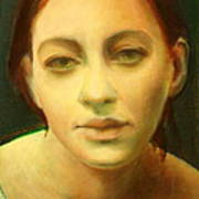 Face 3 Art Print