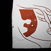 Faces - Tile Art Print