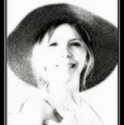 Faded Photograph Art Print