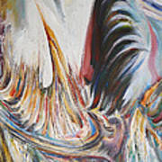 Fairy Tale Bird Art Print