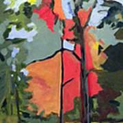 Fall Edge Art Print