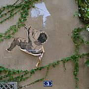 falling in France Art Print