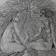 Family Tree Art Print