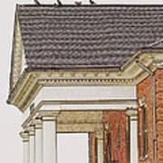 Fancy Arcitecture Art Print
