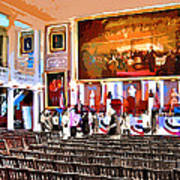 Faneuil Hall Art Print