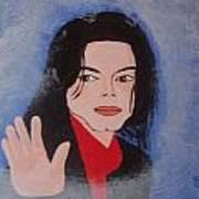 Farewell My Fans Art Print
