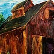 Farm Barn Art Print
