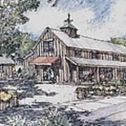 Farm Stand Art Print