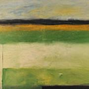 Farmfield By Highway 29 Art Print