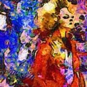 Fashion 322 Art Print