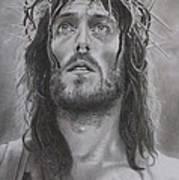 Father Forgive Them...  Art Print