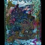 Faun - Nature Spirit Art Print