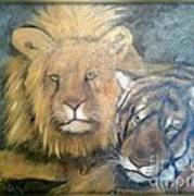 Felini Art Print