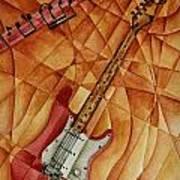 Fender Art Print