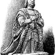 Ferdinand V Of Castile (1452-1516) Print by Granger