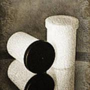 Film Capsule Art Print