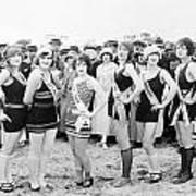 Film Still: Beauty Pageant Art Print