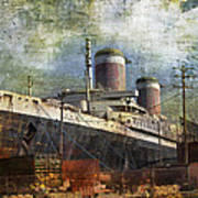 Final Port Art Print