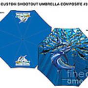 Fine Art Umbrellas Art Print
