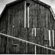 Finger Lakes Barn II Art Print