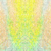 Firefly Macro2 Art Print