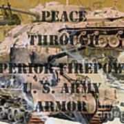Firepower  Art Print