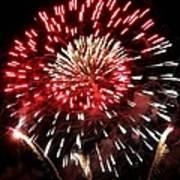 Fireworks Number 6 Art Print
