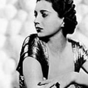 First Lady, Kay Francis, 1937 Art Print