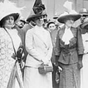 First Lady, Mrs. William Taft, Second Art Print