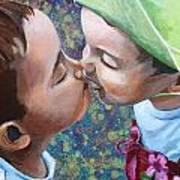 First Love Art Print