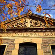 First National Bank Art Print
