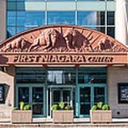 First Niagara Center Art Print