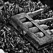 First World War Bullets Art Print