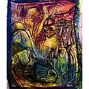 Fish Kritters Art Print