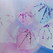 Five Of Hearts Art Print