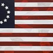 Flag - Constitution Art Print