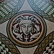 Floor At Victoria And Albert Museum Art Print