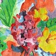 Floral Dream 3 Art Print
