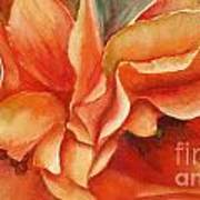 Floral Flash Art Print
