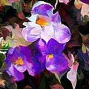 Floral Jam Art Print