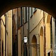 Florence Alley  Art Print