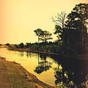 Florida Landscape II Art Print