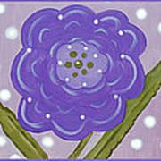 Flower Children Art Print