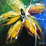 Flower Of Felucia Art Print