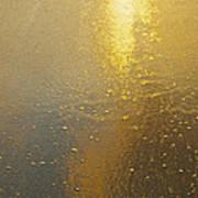 Flowing Gold 7646 Art Print