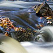 Flowing River IIi Art Print