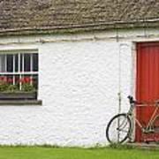 Folk Village Museum, Glencolmcille Art Print